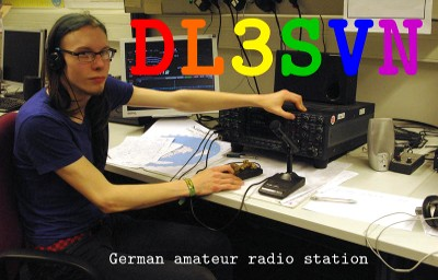 DL3SVN German amateur radio station